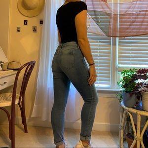 rockstar old navy jeans